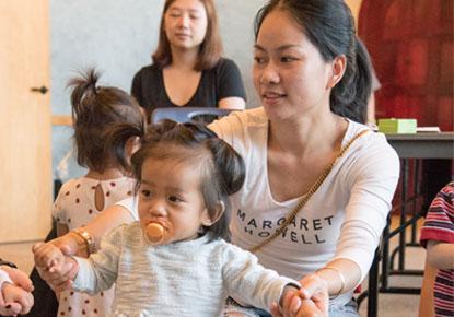 Giờ đọc truyện tiếng Việt! (Vietnamese Story Time)