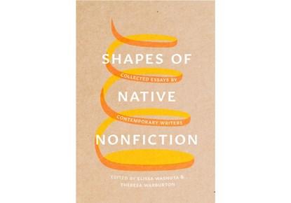 Elissa Washuta and Theresa Warburton: Shapes of Native Nonfiction