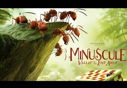 Free Sunday Movie presents: 'Minuscule: Valley of the Lost Ants'